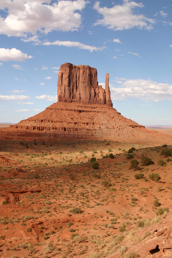 Download Monument Valley Spire stock image. Image of monument, spire - 1137137