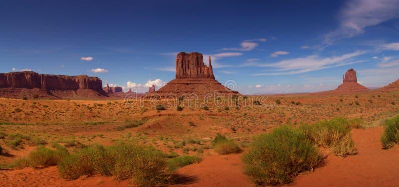 Monument Valley - USA stock photos