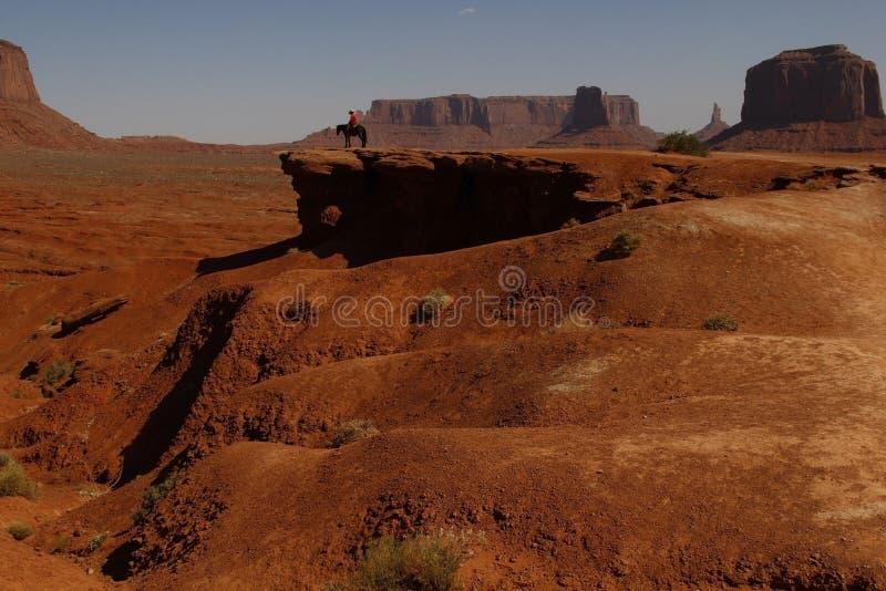 Monument Valley, Utah, USA Royalty Free Stock Photo