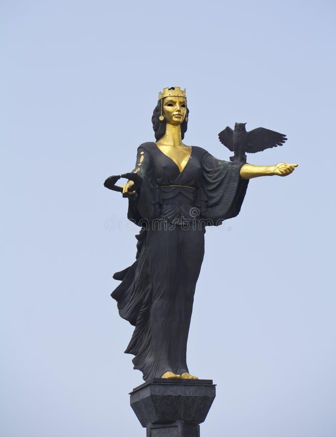Monument van St Sofia stock afbeeldingen