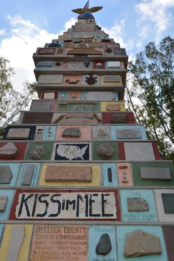 Monument van Staten stock afbeelding