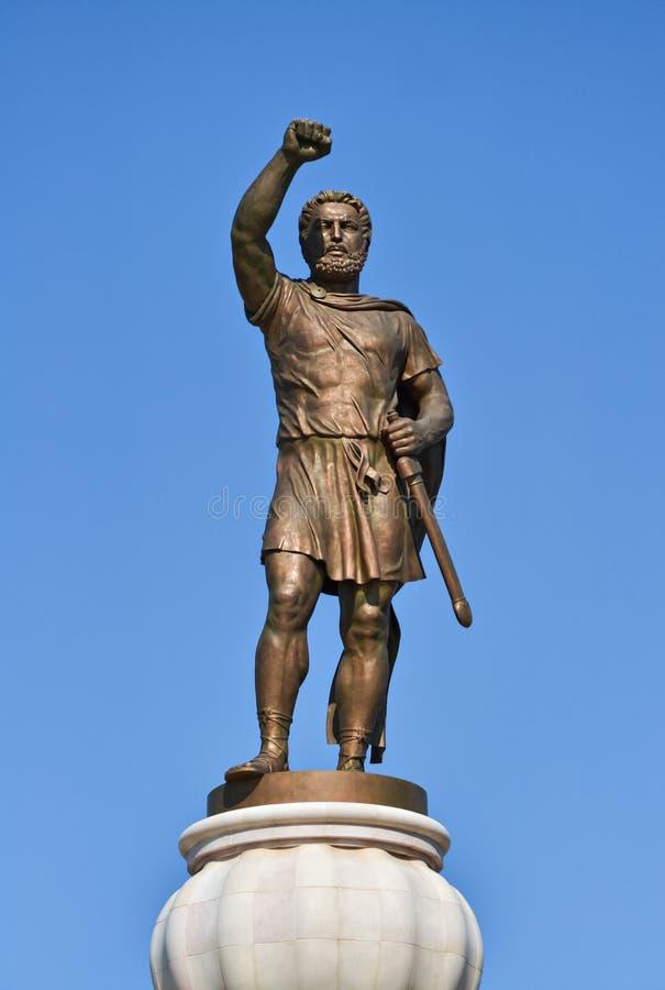 Monument von Philip II stockfotografie