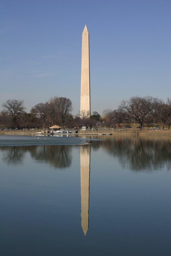 Download Monument washington fotografering för bildbyråer. Bild av politik - 227349