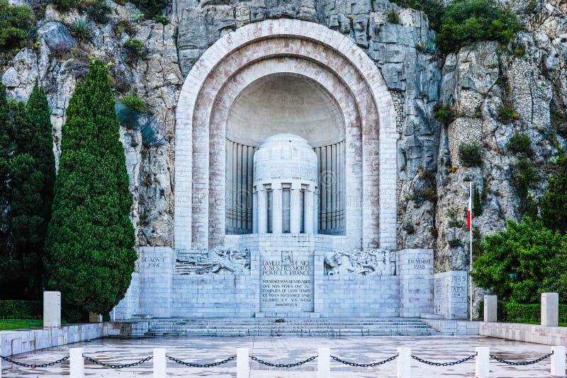 Monument Zusatz-Morts lizenzfreie stockfotografie
