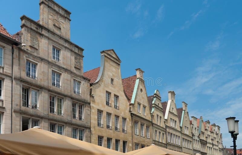 Download Monumental facades stock image. Image of prinzipalmarkt - 26619889