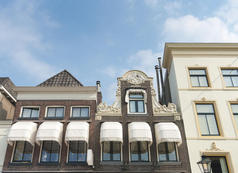 Download Monumental houses stock image. Image of facades, roofs - 28129155