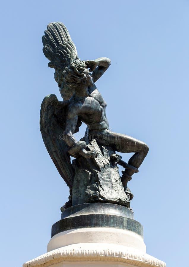 Monumente von Madrid Besichtigung von Spanien Reise um Europa stockfotos