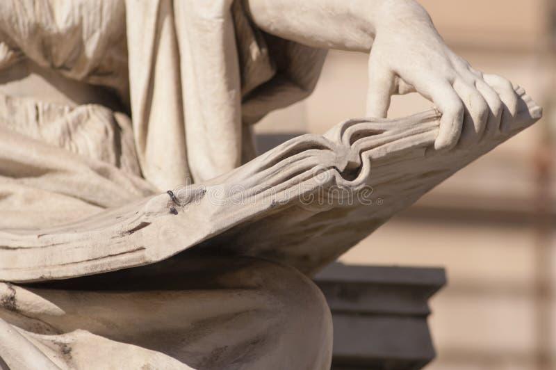 Monumenten van Rome stock foto