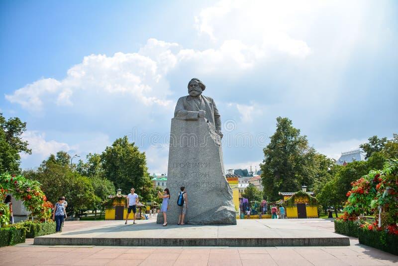 Monumentet parkerar in fotografering för bildbyråer