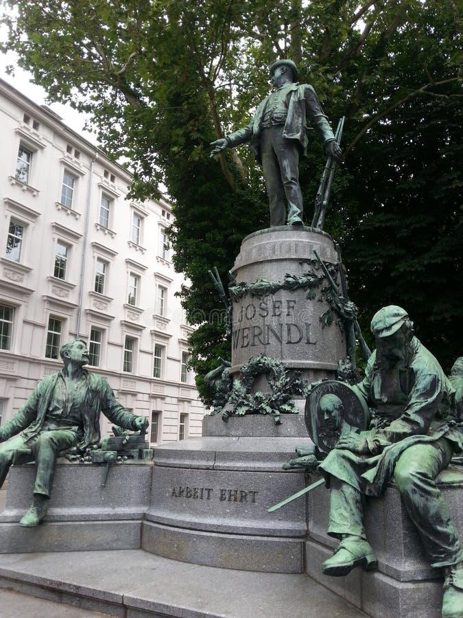 monumento imagen de archivo