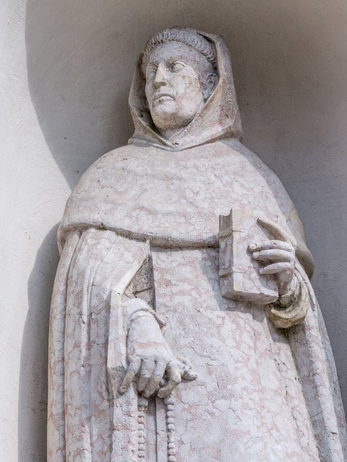 Monumento al hombre santo fotos de archivo libres de regalías
