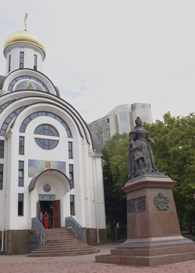 Monumento all'imperatrice Elizabeth immagine stock libera da diritti
