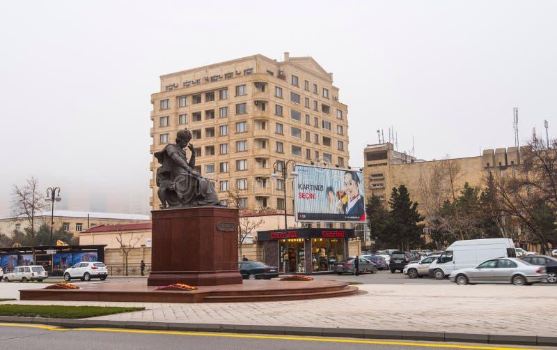 Monumento allo scià Ismail Hatai fotografia stock libera da diritti
