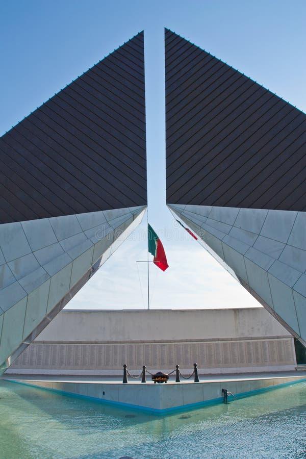 Monumento aos Combatentes do Ultramar royalty-vrije stock foto