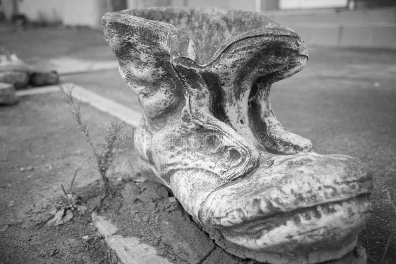 Monumento artístico foto de stock royalty free