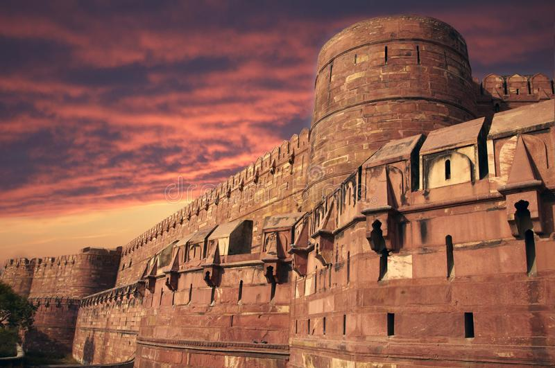 Monumento carioca Antigas ruínas de Hampi temples, Karnataka, Índia Tonelada imagens de stock
