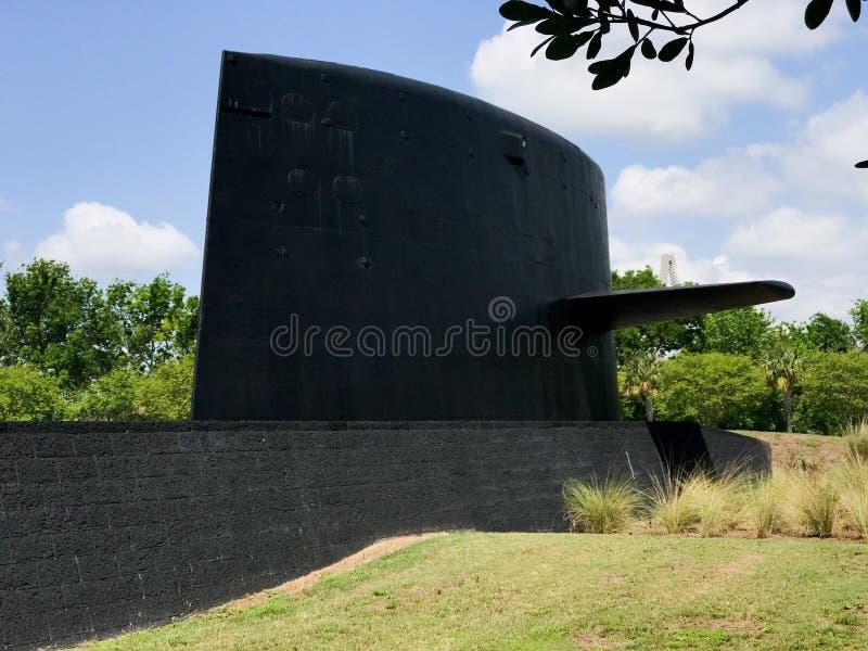Monumento da guerra fria, ponto do ` s do patriota, PM, SC imagens de stock
