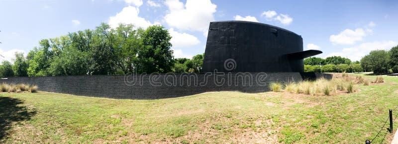 Monumento da guerra fria, ponto do ` s do patriota, PM, SC imagem de stock royalty free