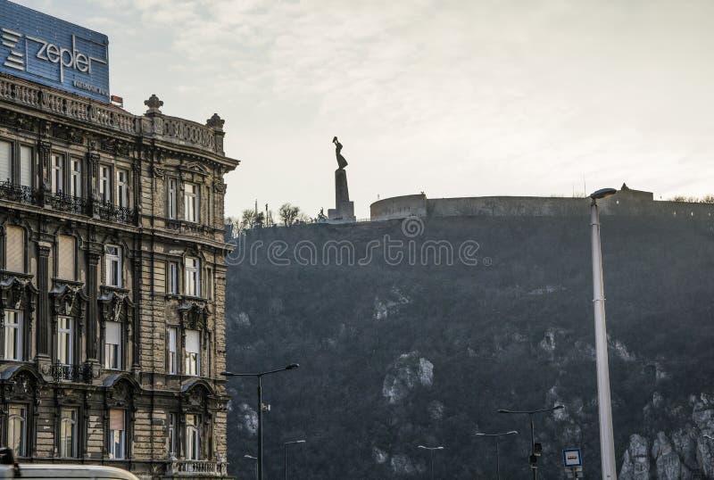Monumento da libertação imagem de stock