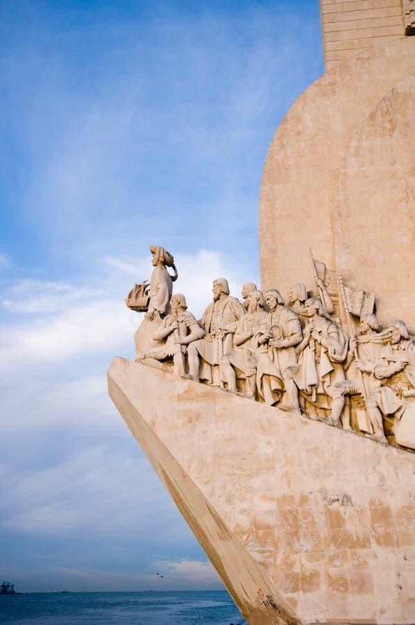 Monumento das Mar-Descobertas   imagens de stock