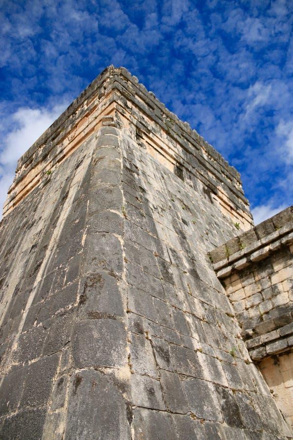 Monumento de Chichen Itza foto de archivo