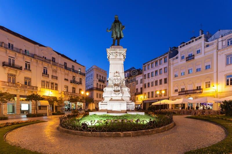 Monumento de Joaquim Antonio fotografía de archivo