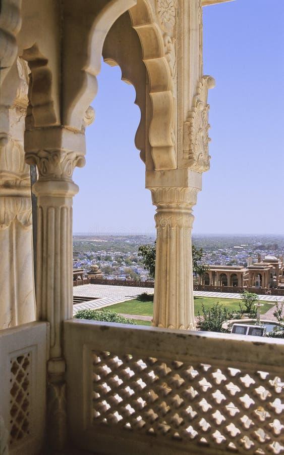 Monumento de Jodhpur fotografía de archivo libre de regalías