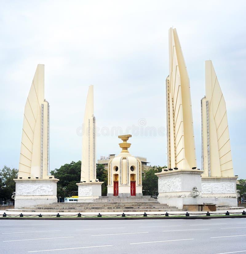Monumento de la democracia foto de archivo