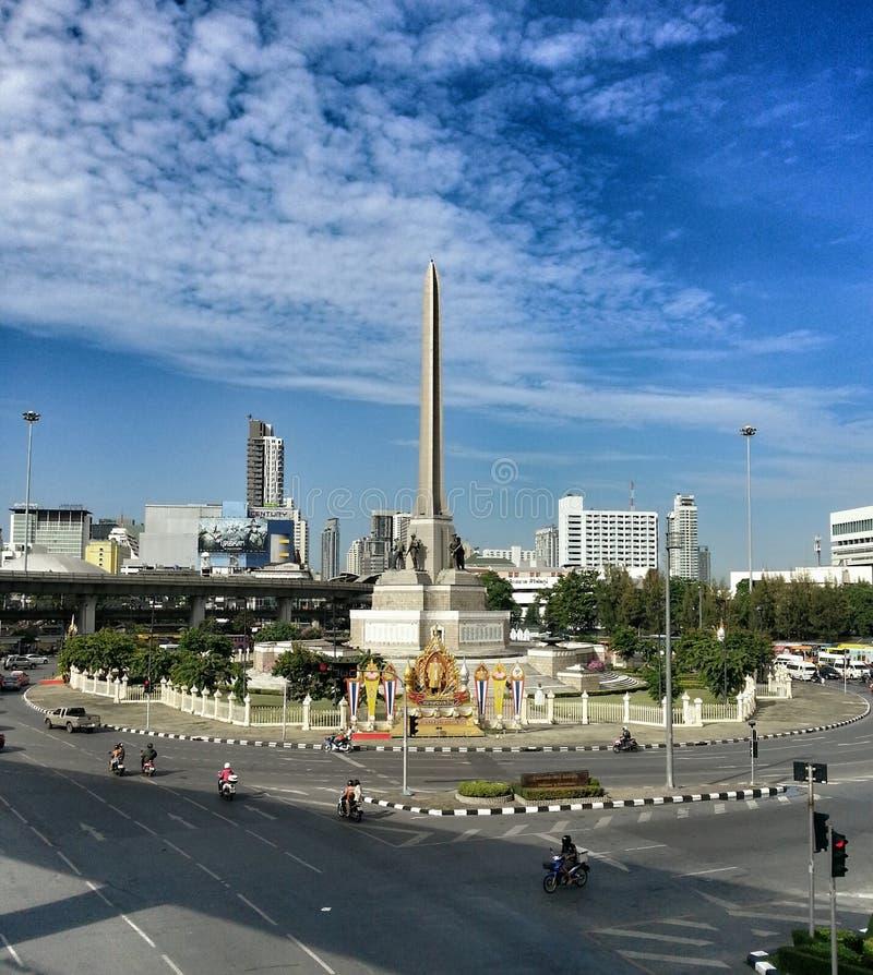 Monumento de la victoria imagen de archivo libre de regalías