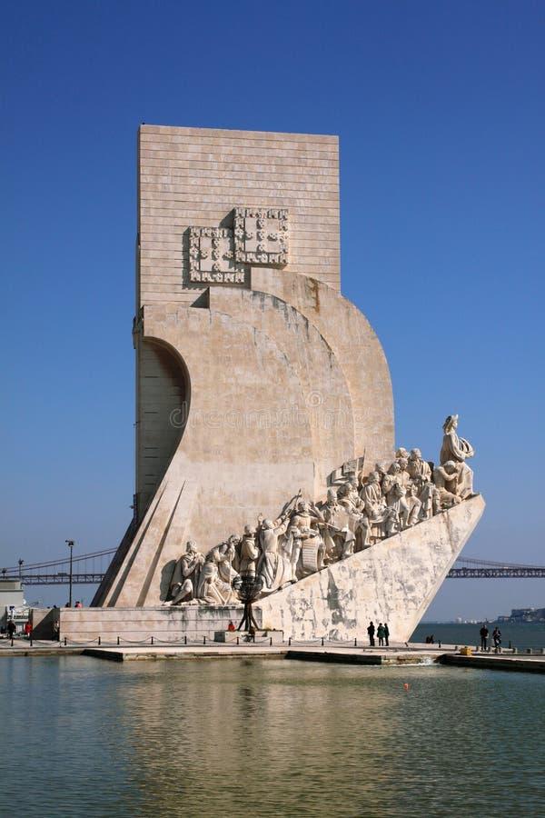Monumento de los descubrimientos, 1 imágenes de archivo libres de regalías