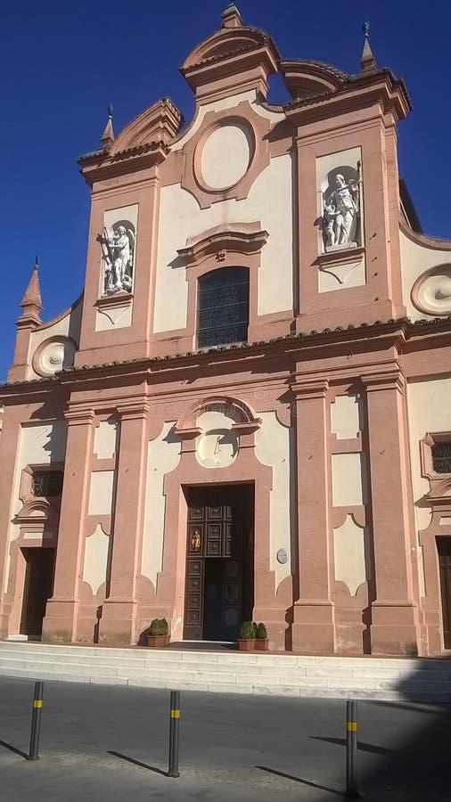 Monumento de Lugo Francesco Baracca foto de archivo libre de regalías