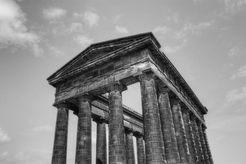 Monumento de Penshaw foto de archivo