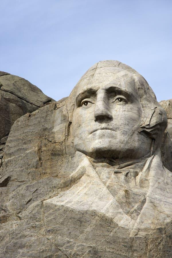 Monumento de Rushmore da montagem. fotos de stock royalty free