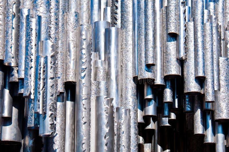 Monumento de Sibelius fotos de stock royalty free
