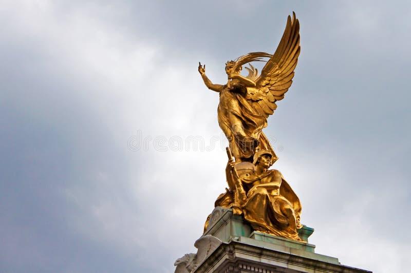 Monumento de Victoria foto de archivo