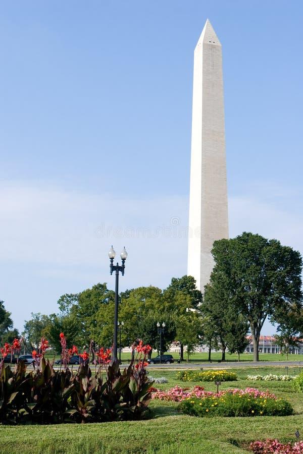 Monumento de Washington fotos de stock
