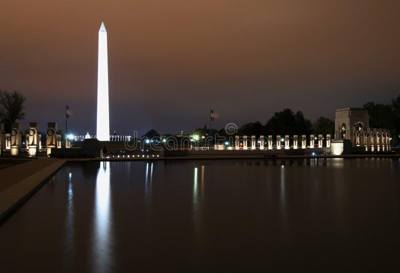 Monumento de Washington fotografia de stock