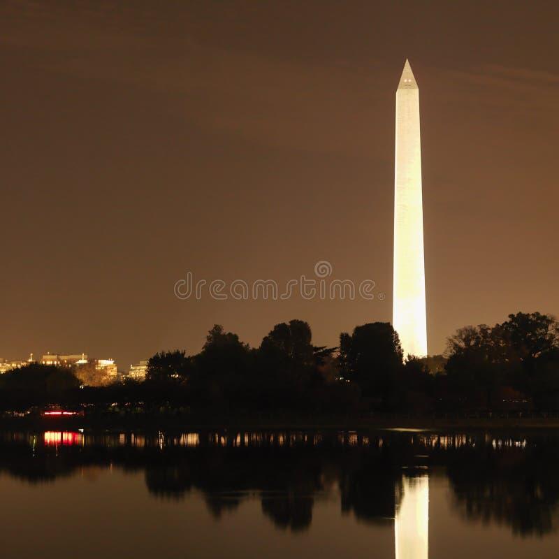 Monumento de Washington foto de archivo