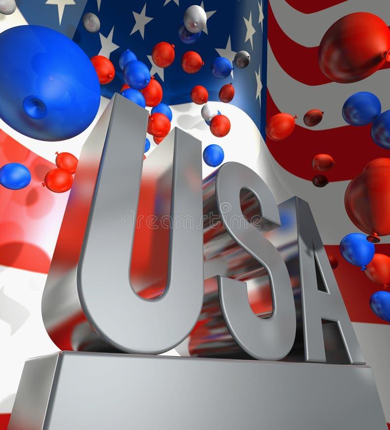 Monumento degli S.U.A. royalty illustrazione gratis