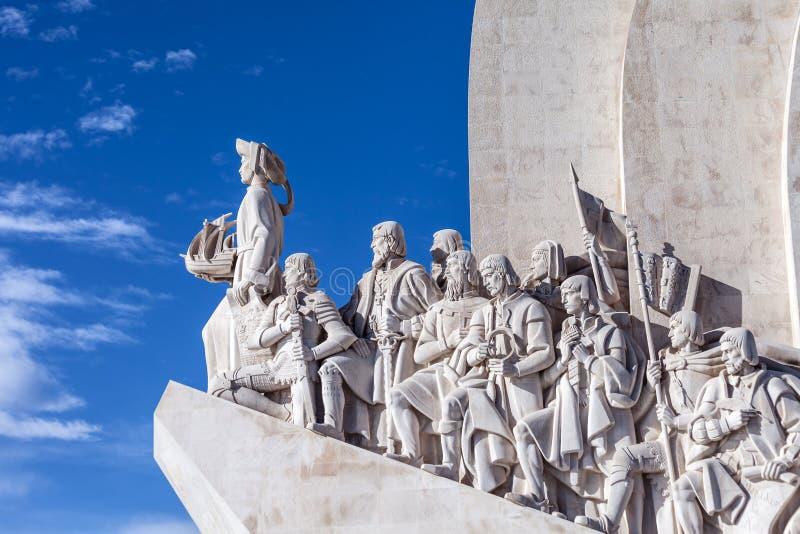 Monumento del DOS Descobrimentos de Padrao imagen de archivo libre de regalías