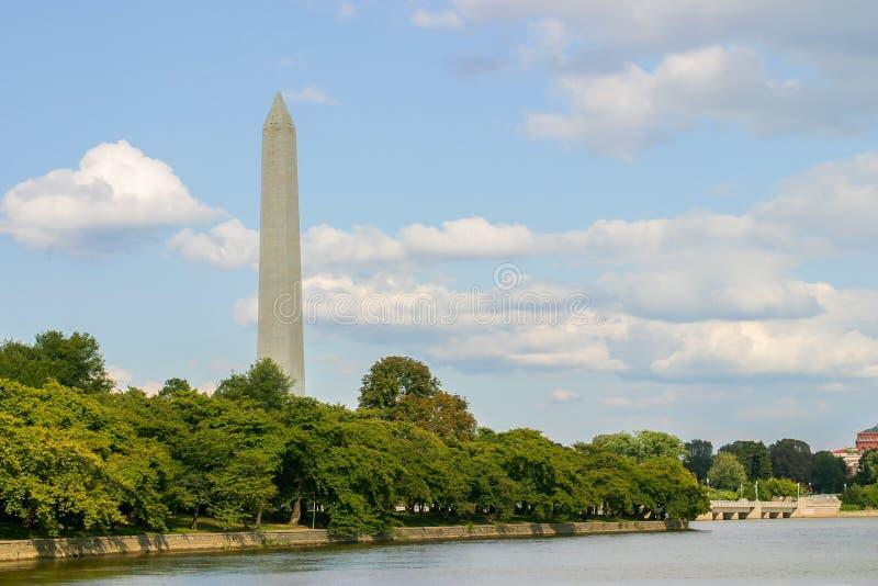 Monumento del George Washington immagine stock libera da diritti
