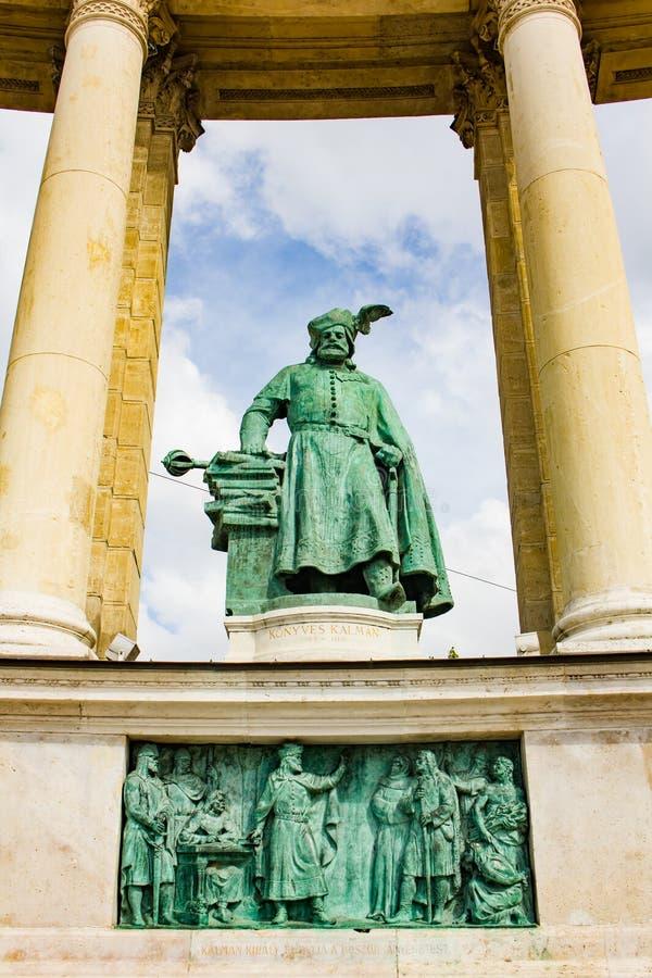 Monumento del milenio - Monumento del Milenio - detalle imagen de archivo