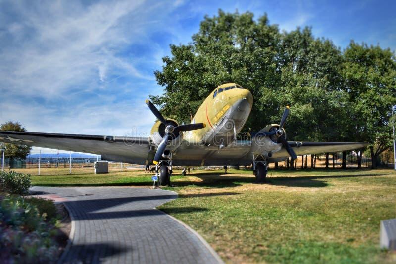 Monumento del puente aéreo de Francfort Berlín imágenes de archivo libres de regalías