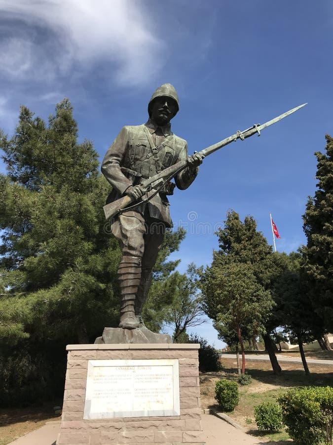 Monumento del soldado desconocido imagen de archivo libre de regalías