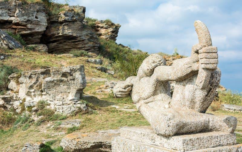 Monumento di Archer fotografia stock libera da diritti