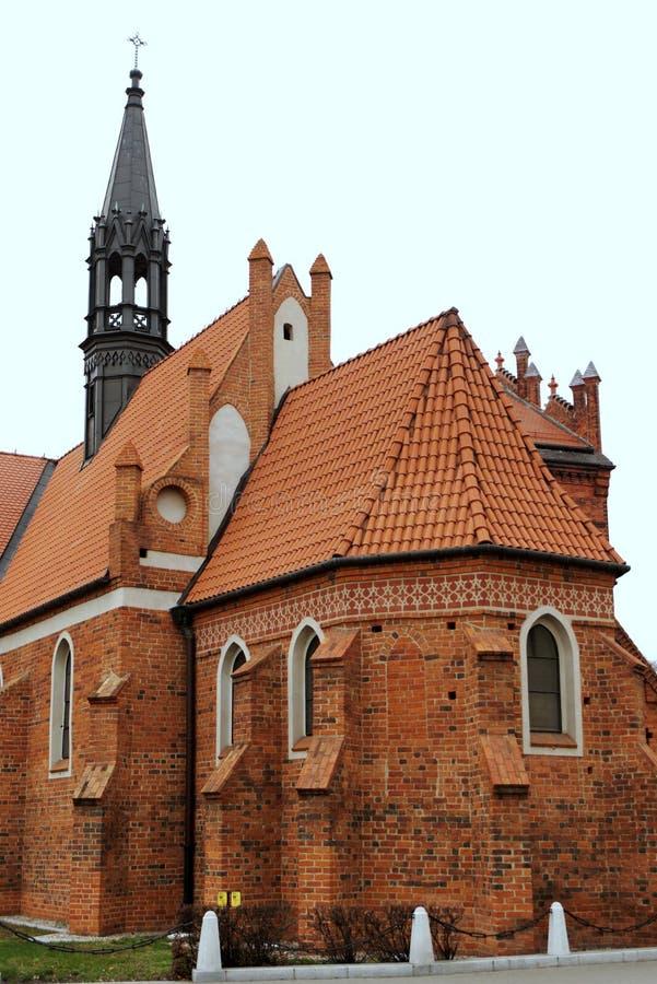 Monumento di architettura medievale immagine stock libera da diritti