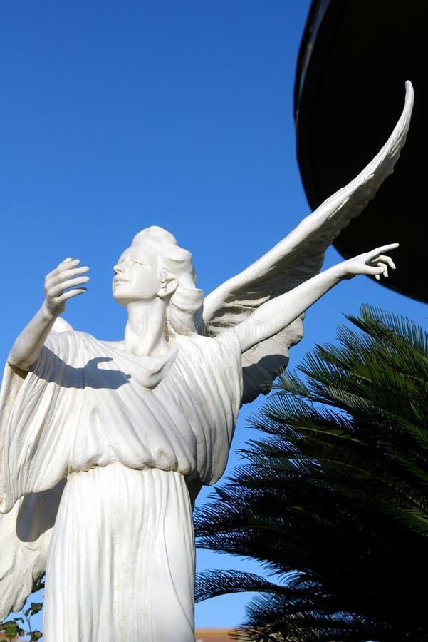 Monumento do anjo foto de stock royalty free