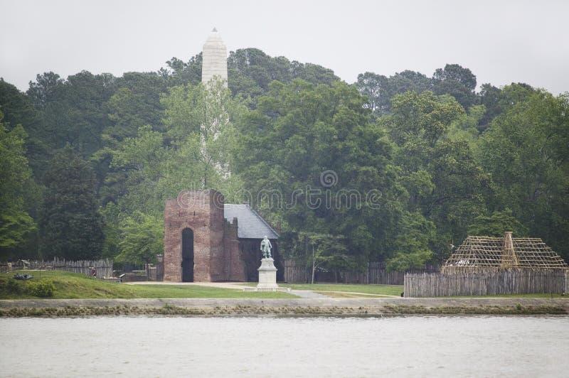 Monumento do tricentenário imagem de stock royalty free