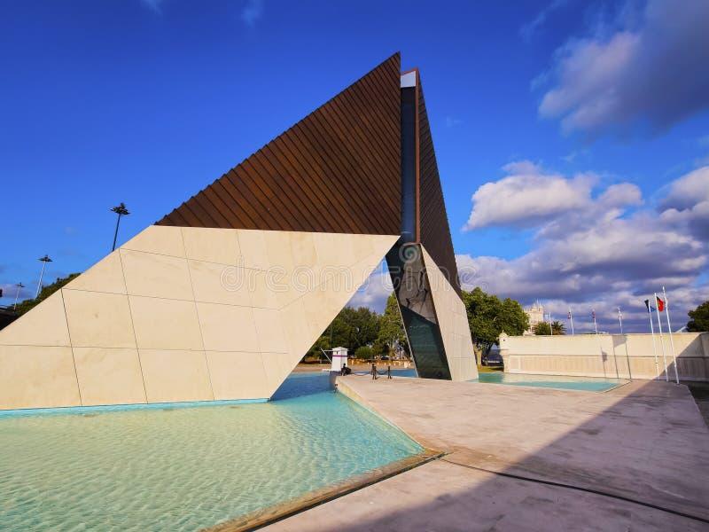 Monumento em Belém fotos de stock