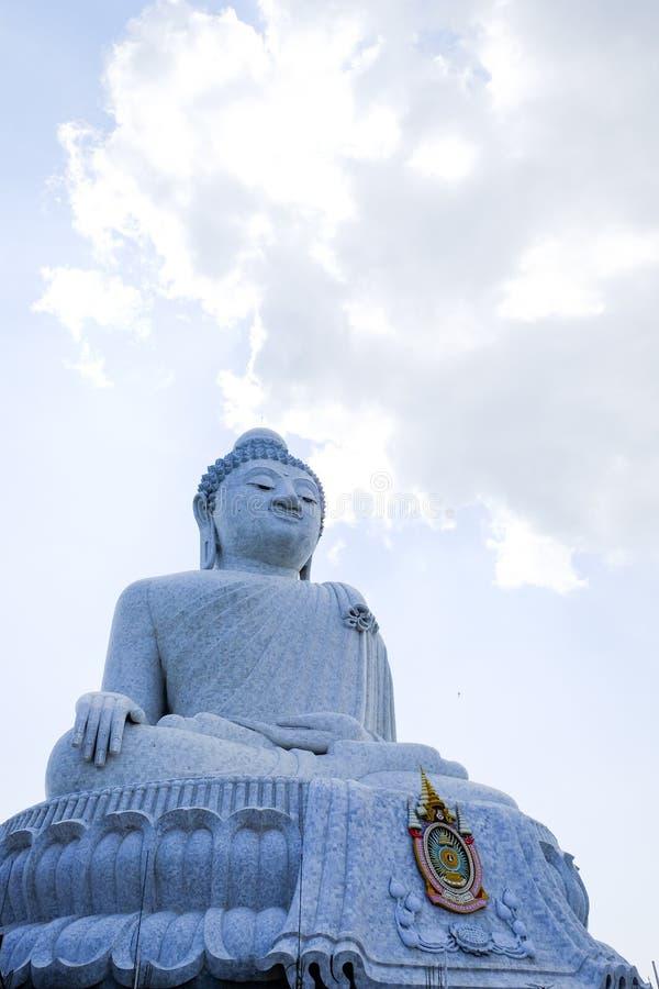 Monumento grande de Buddha foto de archivo libre de regalías